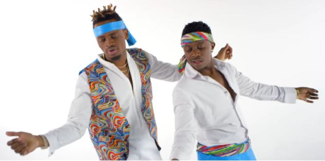 Image result for diamond platnumz and rayvanny images