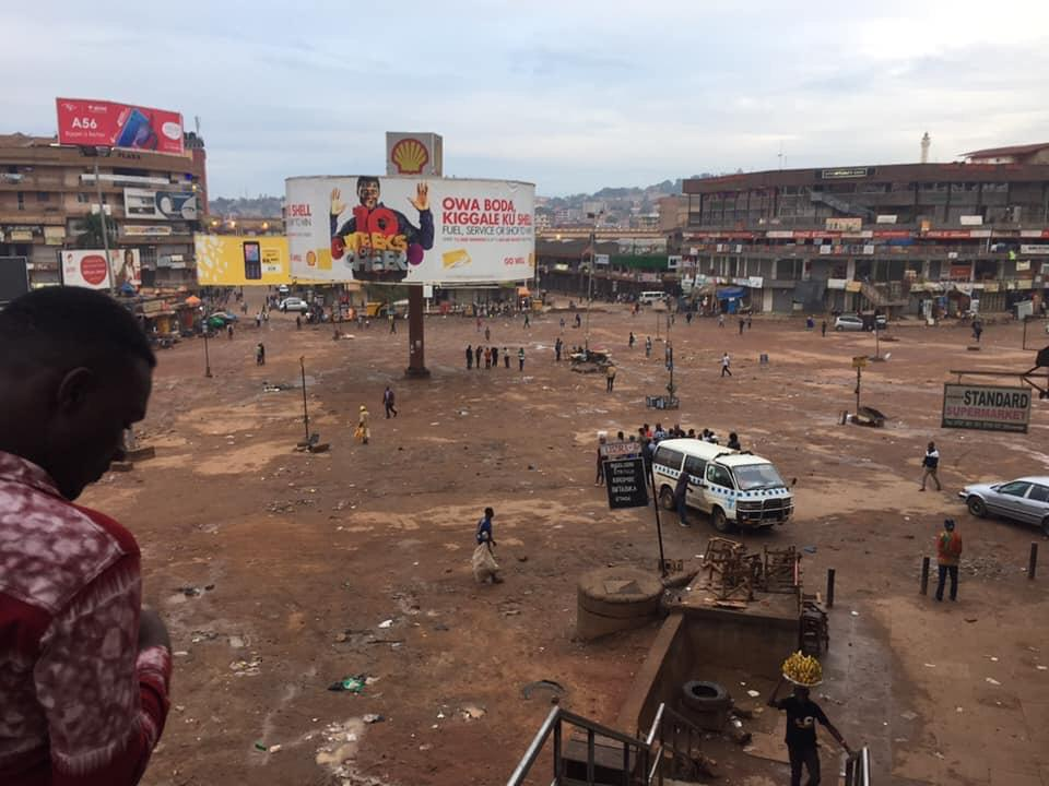 Zuena Regrets Advising KCCA To Renovate Old Taxi Park Amidst Covid-19 Panic, Ugandans Roast Her. 1